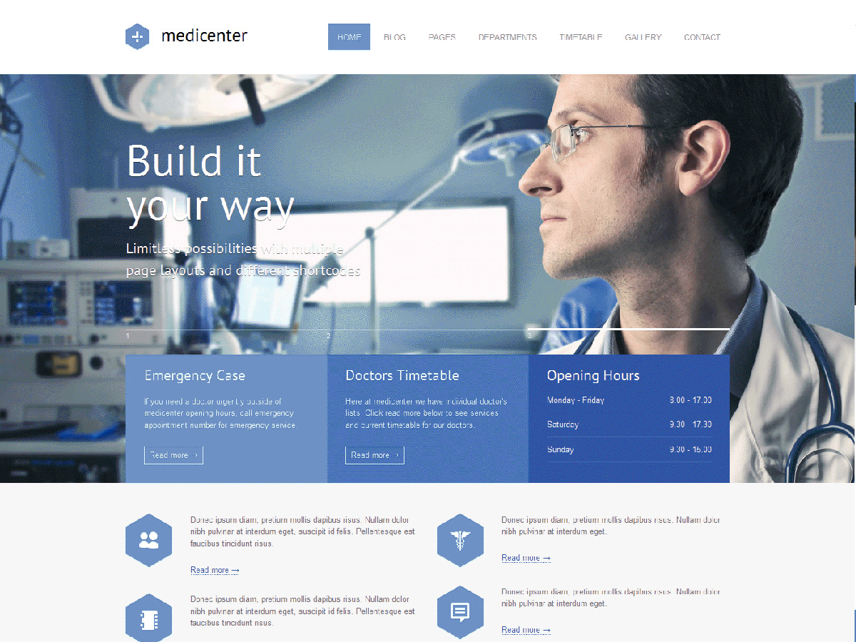 Sitio Web Pyme Pro